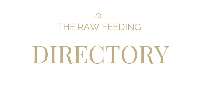 Raw Dog Food - The Raw Feeding Directory