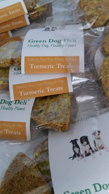 Turmeric-Treats